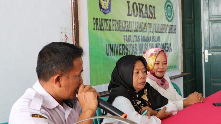 PELAKSANAAN PPL MAHASISWA FAKULTAS AGAMA ISLAM UMI MAKASSAR 2019